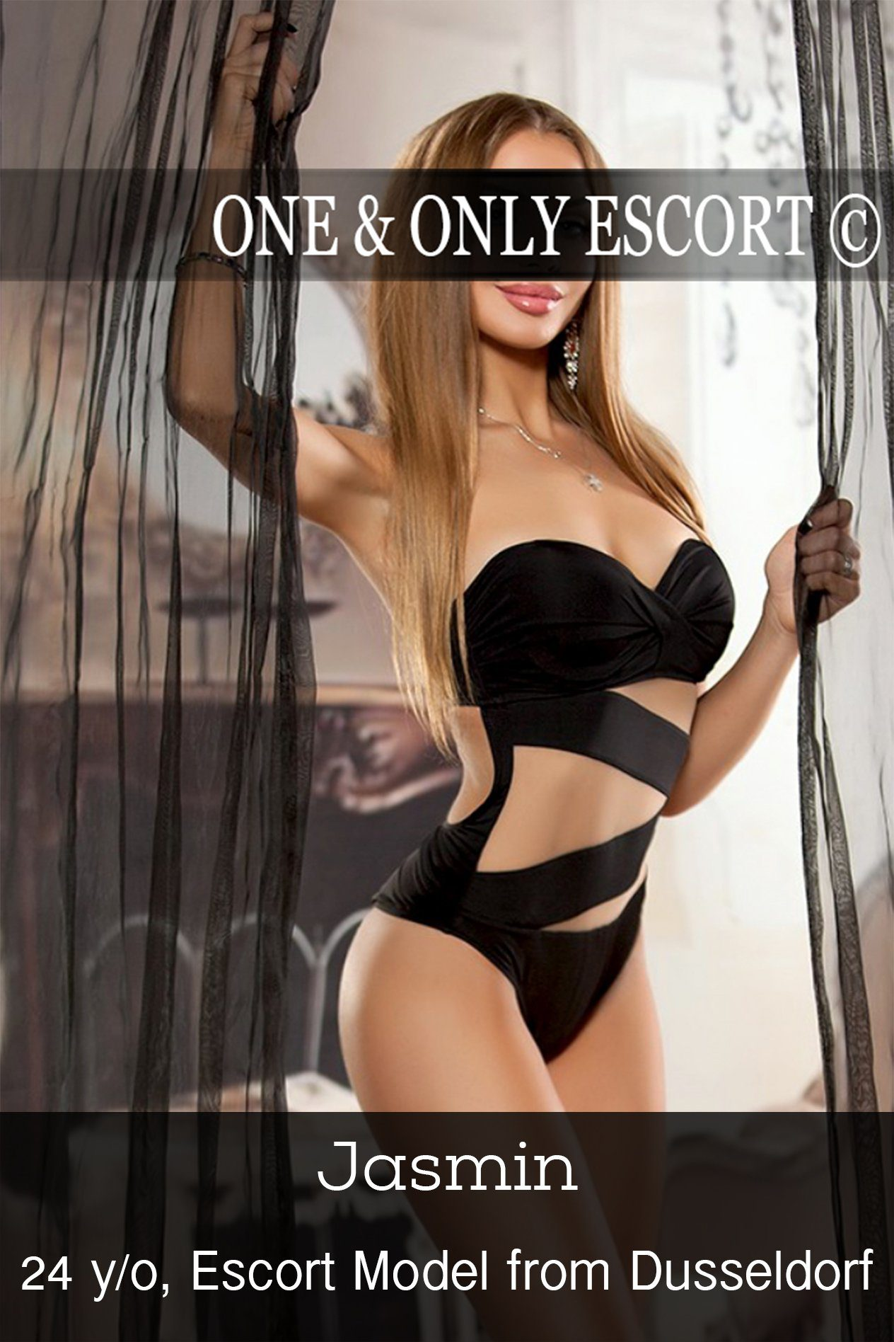 Jasmin from Escort High Class Escort Dusseldorf